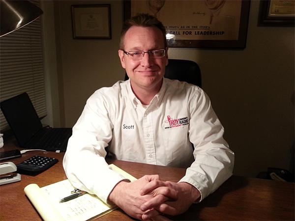 Scott Hornberger