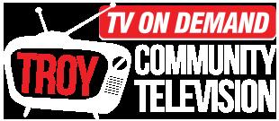 Troy Community Television Logo